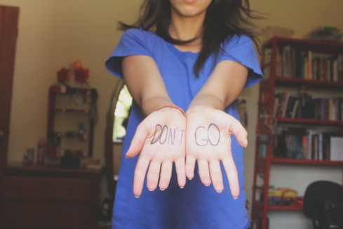 [114-365D] Don't go